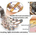 تولید باتری شبیه به حرکات مار